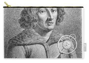 Nicolaus Copernicus, Polish Astronomer Carry-all Pouch by Omikron