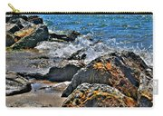 3 Of Mother Natures Finest  Textures Carry-all Pouch