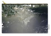 Oil Slick In The Gulf Of Mexico Carry-all Pouch by Stocktrek Images