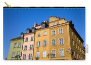 Old Town In Warsaw Carry-all Pouch