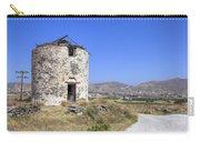 Paros - Cyclades - Greece Carry-all Pouch by Joana Kruse