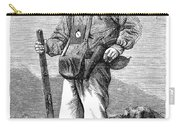 Paul Du Chaillu (1831-1903) Carry-all Pouch