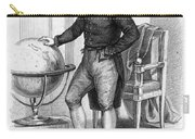 Pierre Laplace (1749-1827) Carry-all Pouch