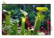 Sarracenia Flava Carry-all Pouch