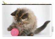 Playful Kitten Carry-all Pouch