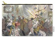 Presidential Campaign, 1844 Carry-all Pouch