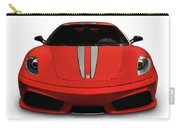 Red Ferrari F430 Scuderia Carry-all Pouch