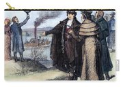 Robert Fulton (1765-1815) Carry-all Pouch