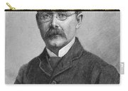 Rudyard Kipling (1865-1936) Carry-all Pouch