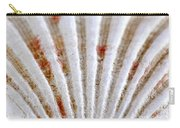 Seashell Surface Carry-all Pouch by Elena Elisseeva