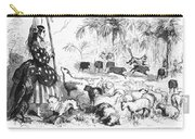 Secession Cartoon, 1861 Carry-all Pouch