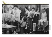 Silent Still: Showgirls Carry-all Pouch by Granger