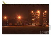 Sodium Vapor Lights On College Campus Carry-all Pouch