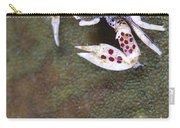 Spotted Porcelain Crab Feeding Carry-all Pouch