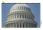 The United States Capitol Building Dome Carry-all Pouch