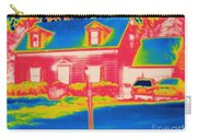 Thermogram Of A House Carry-all Pouch