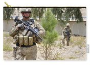 U.s. Army Soldier Stands Guard Carry-all Pouch