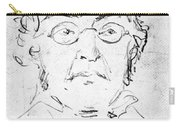 William M. Thackeray Carry-all Pouch