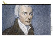 William Wilberforce Carry-all Pouch by Granger