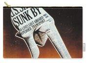 World War II: U.s. Poster Carry-all Pouch