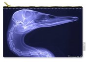 X-ray Of A Mallard Duck Head Carry-all Pouch
