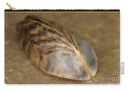 Zebra Mussel Carry-all Pouch
