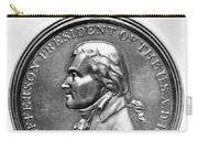 Thomas Jefferson (1743-1826) Carry-all Pouch