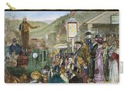 Andrew Jackson (1767-1845) Carry-all Pouch
