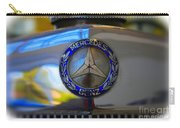 39 Mercedes-benz Logo Carry-all Pouch