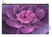 3d Flower Carry-all Pouch