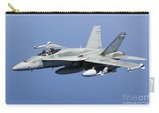 A Cf-188a Hornet Of The Royal Canadian Carry-all Pouch