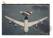 A U.s. Air Force E-3 Sentry Aircraft Carry-all Pouch