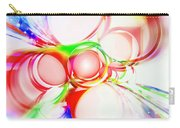 Abstract Of Circle  Carry-all Pouch by Setsiri Silapasuwanchai