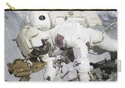 An Astronaut Participates In A Session Carry-all Pouch