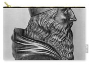 Aristotle, Ancient Greek Philosopher Carry-all Pouch by Science Source