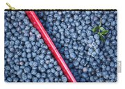Blueberry Harvest Carry-all Pouch