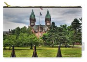 Buffalo Psychiatric Center Carry-all Pouch