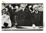 Calvin Coolidge (1872-1933) Carry-all Pouch