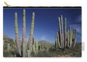 Cardon Pachycereus Pringlei Cacti Carry-all Pouch