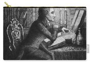 Charles Lamb (1775-1834) Carry-all Pouch