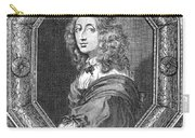 Christina (1626-1689) Carry-all Pouch by Granger