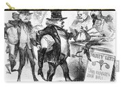 Civil War: Cartoon, 1861 Carry-all Pouch