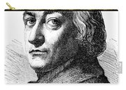Claude-louis Berthollet, French Chemist Carry-all Pouch by Science Source