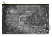 Clemens: Tom Sawyer Carry-all Pouch by Granger