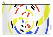 4 Colors Abstract Carry-all Pouch