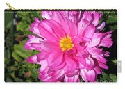 Dahlia Named Who Dun It Carry-all Pouch