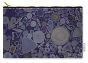 Diatoms Carry-all Pouch by M. I. Walker