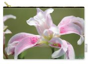 Double Oriental Lily Named Magic Star Carry-all Pouch