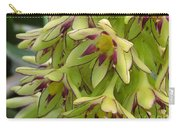 Eucomis Named Bicolor Carry-all Pouch