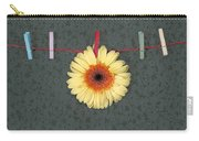 Gerbera Carry-all Pouch by Joana Kruse